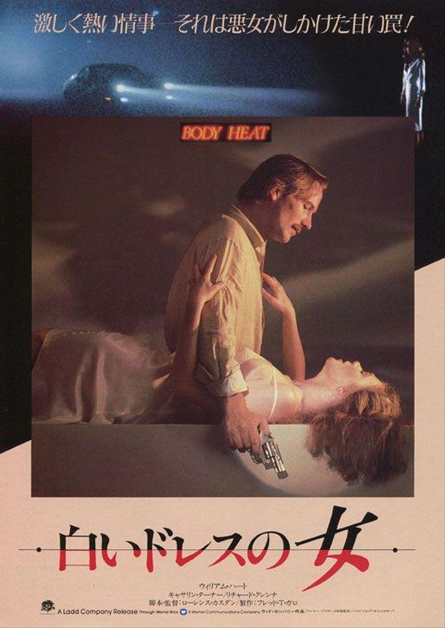Fuego en el cuerpo (1981)