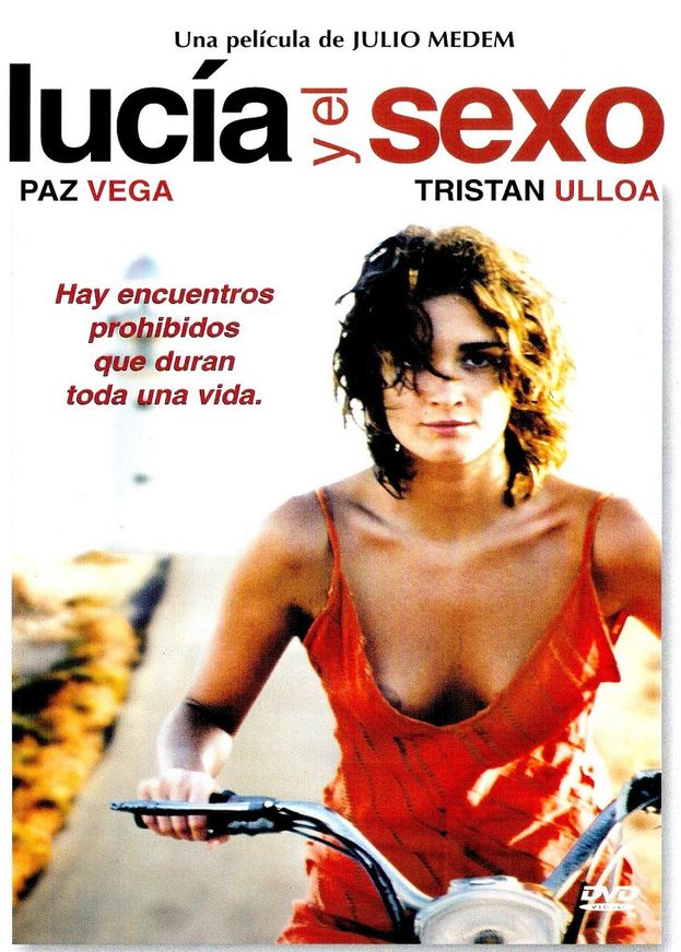 'Lucía y el sexo'