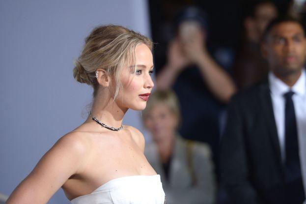 6. Jennifer Lawrence: De morros