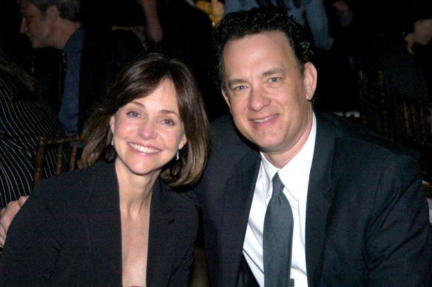 Sally Field y Tom Hanks