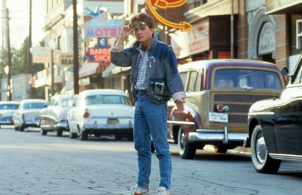 Michael J. Fox - Marty McFly