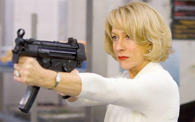 Helen Mirren en 'Red' (2010)