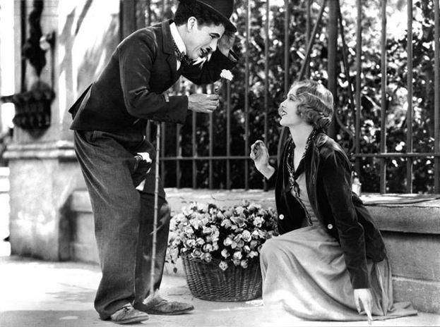 'Luces de la ciudad' (Charles Chaplin, 1931)