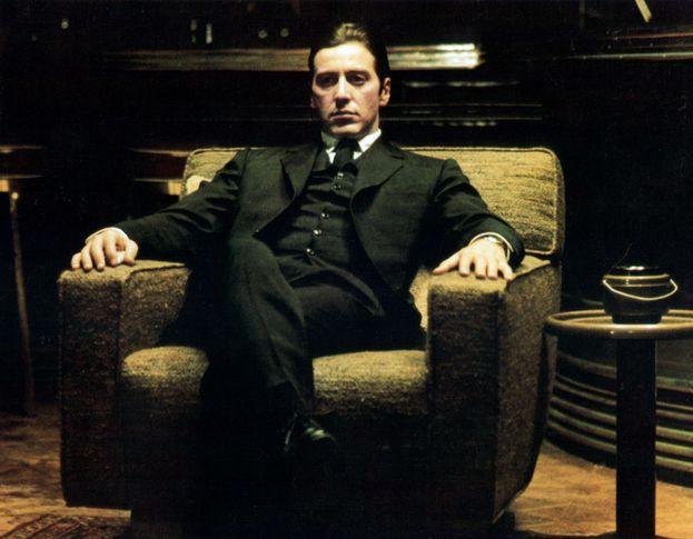 Al Pacino - El padrino