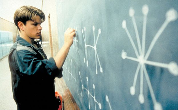 Will Hunting en 'El indomable Will Hunting'