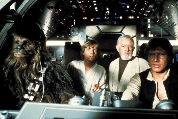 9. Star Wars (1977)