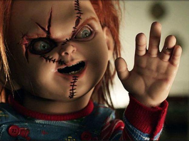 Chucky de 'MUÑECO DIABÓLICO'
