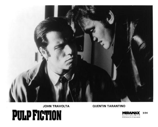 Jules Winffield, de Pulp Fiction (1994)