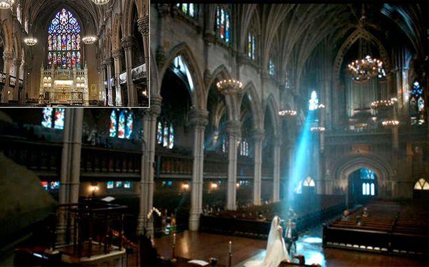 La St. Ann and Holy Trinity Church de Brooklyn es…