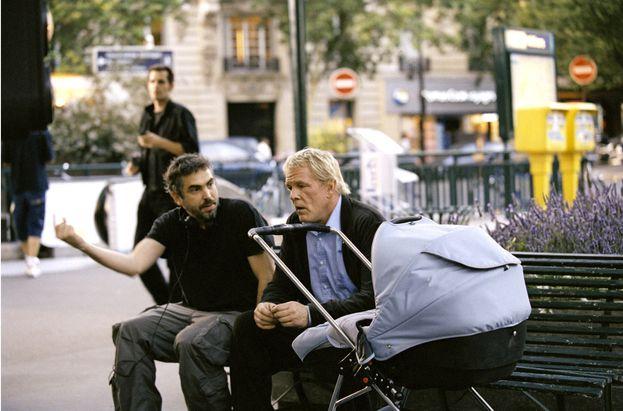 15. Con Alfonso Cuarón