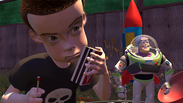Sid ('Toy Story')