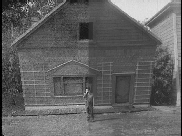 'El héroe del río' (Buster Keaton, 1928)