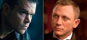 ¿Qué tiene Bourne que no tiene Bond?