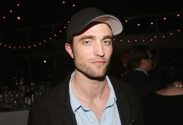 Robert Pattinson (Cedric Digory)