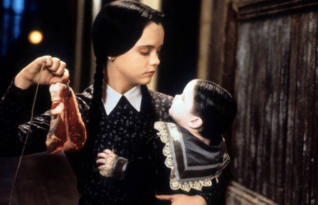 Christina Ricci - Miércoles Addams