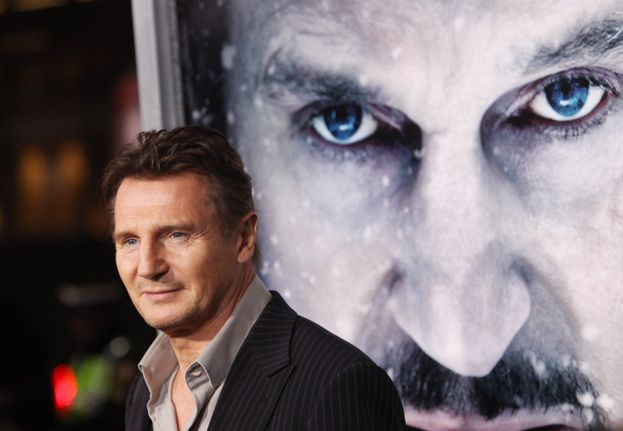 Liam Neeson - 1,93 m