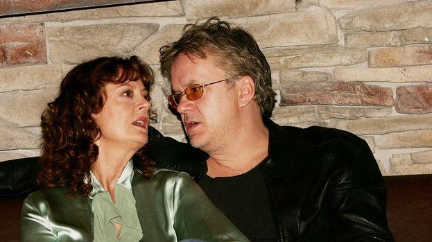 Susan Sarandon y Tim Robins