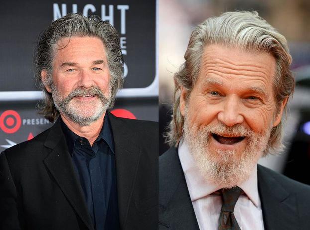 Kurt Russell y Jeff Bridges