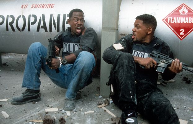 2. Dos policías rebeldes (1995)