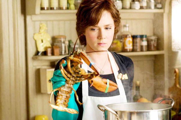 Bloguera de cocina en 'JULIE Y JULIA' (2009)