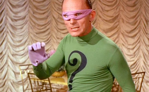 Frank Gorshin en 'Batman' (1966-1968)