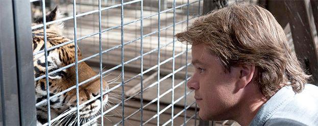 Matt Damon en 'Un lugar para soñar'