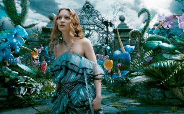 12. 'Alicia en el país de las maravillas' (2010)