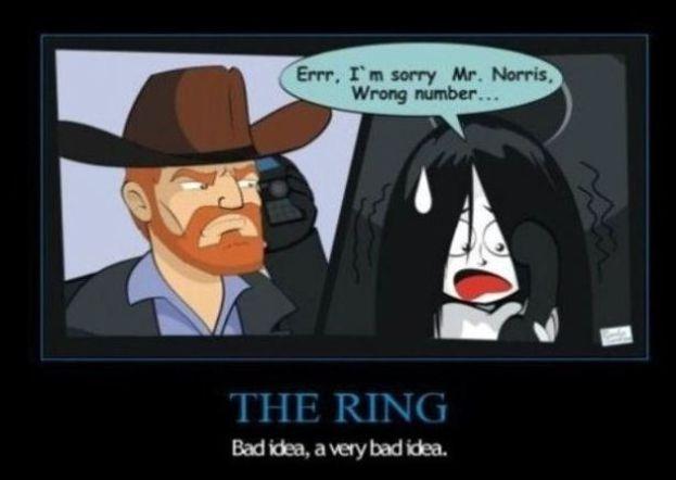 La llamada de 'The Ring'