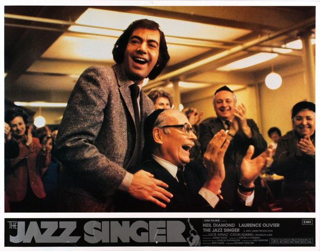 7. El cantor de jazz (1980)
