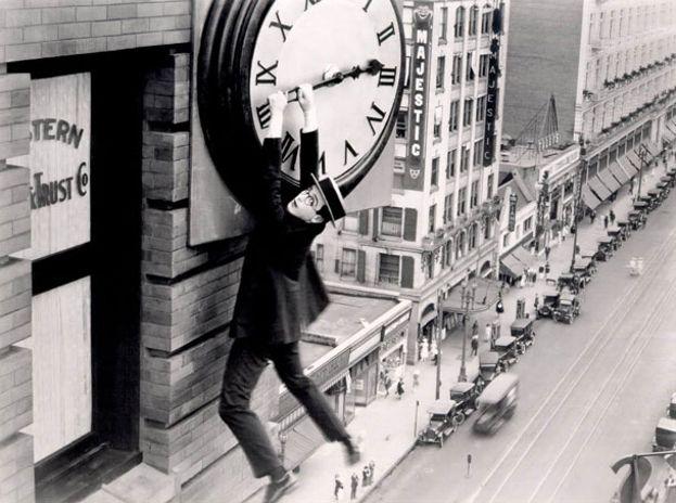 'El hombre mosca' (Fred C. Newmeyer y Sam Taylor, 1923)