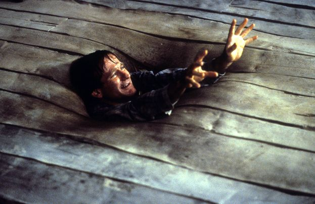 Alan Parrish (Robin Williams)
