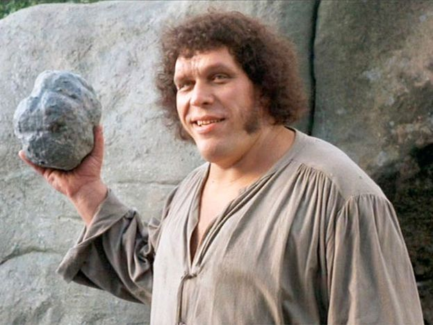 André the Giant (Fezzik)