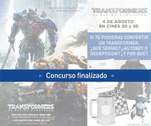 ¡Gana entradas y un pack oficial de 'Transformers: El último caballero'!