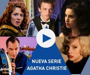 Autopromo Pequeños asesinatos Agatha Christie