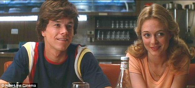 Mark Wahlberg y Heather Graham