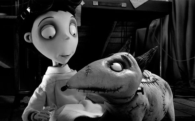 4. 'Frankenweenie' (2012)