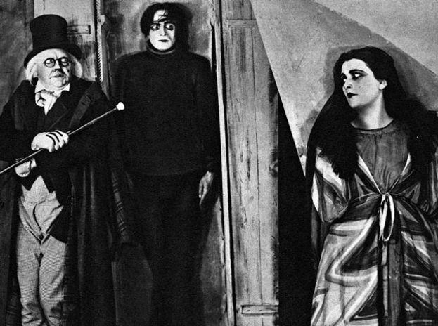 'El gabinete del doctor Caligari' (Robert Wine, 1920)