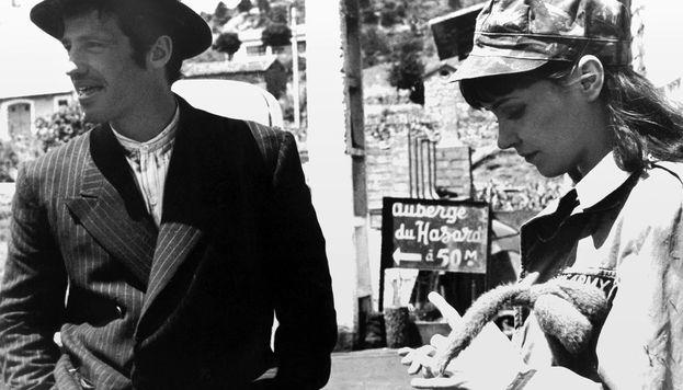 Pierrot el loco (1965), Jean-Luc Godard