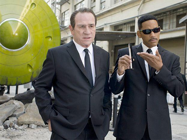 J y K (Will Smith y Tommy Lee Jones)
