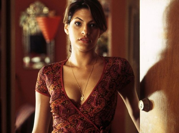 Eva Mendes en 'Training Day'
