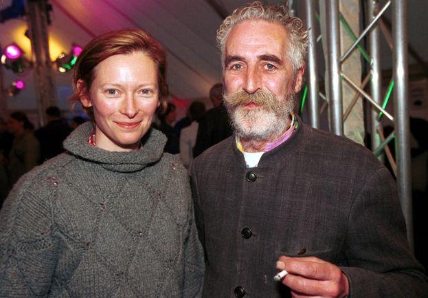 4. Tilda Swinton y John Byrne
