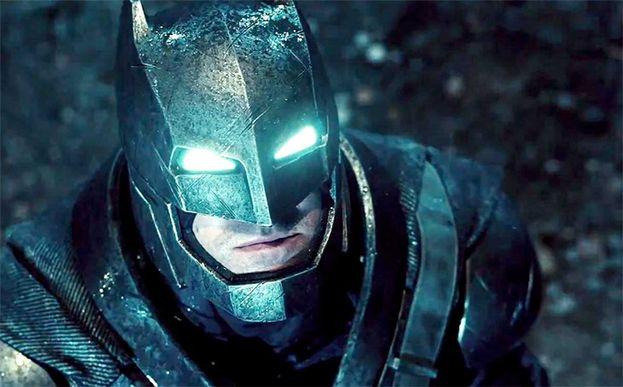 Ben Affleck en 'Batman vs Superman'