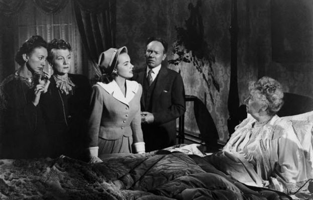 'THE RETURN OF OCTOBER' (1948)