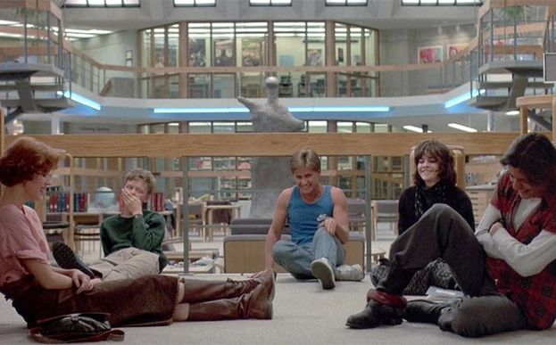 Shermer High ('The Breakfast Club')