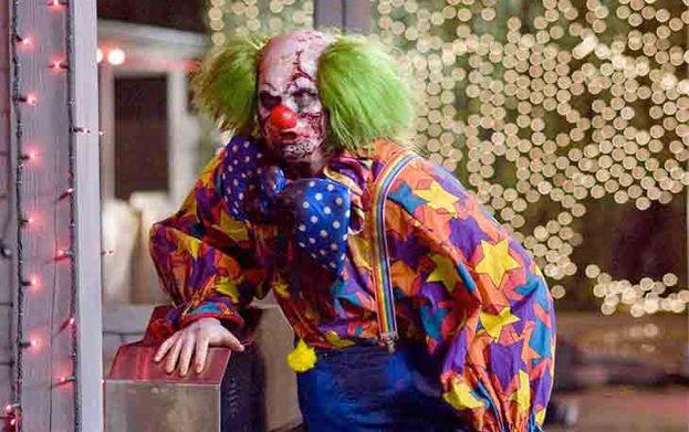 El payaso zombi de 'Zombieland'