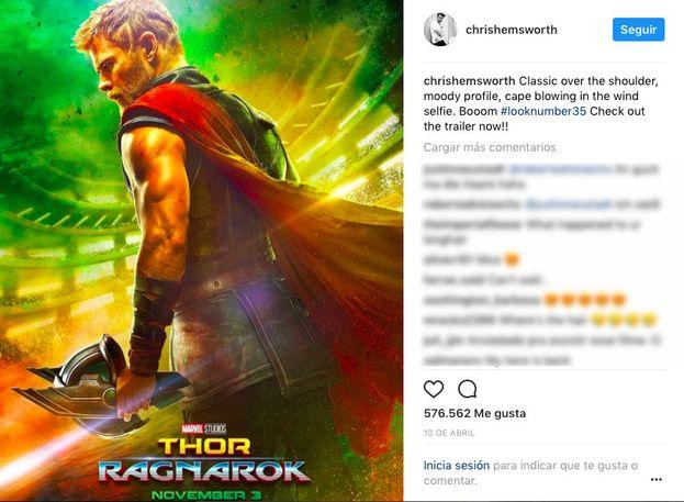 4. Forever Thor