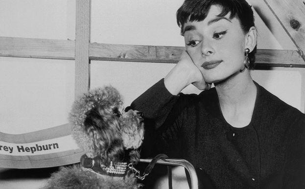 Audrey Hepburn en 'La Bella y la Bestia'