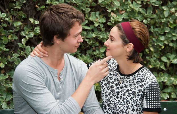 Ansel Elgort y Shailene Woodley