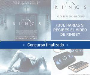 ¡Gana un pack de premios exclusivo con 'Rings'!