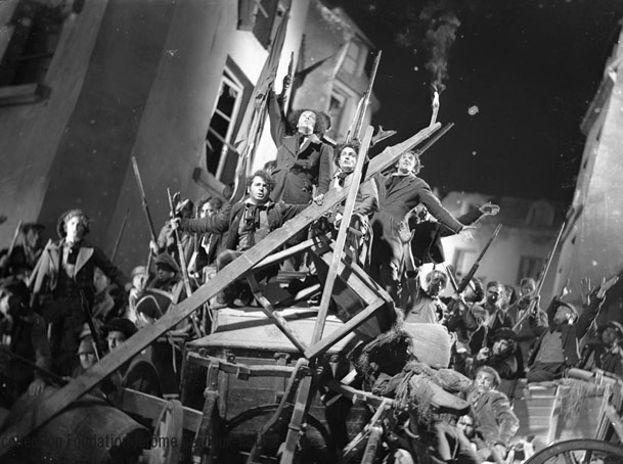 'Los miserables' (1934)